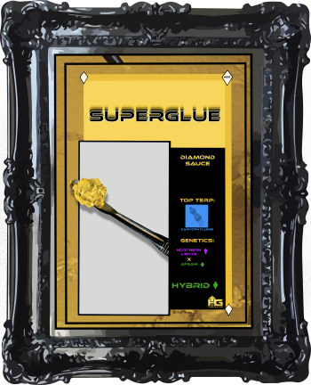Superglue Diamonds