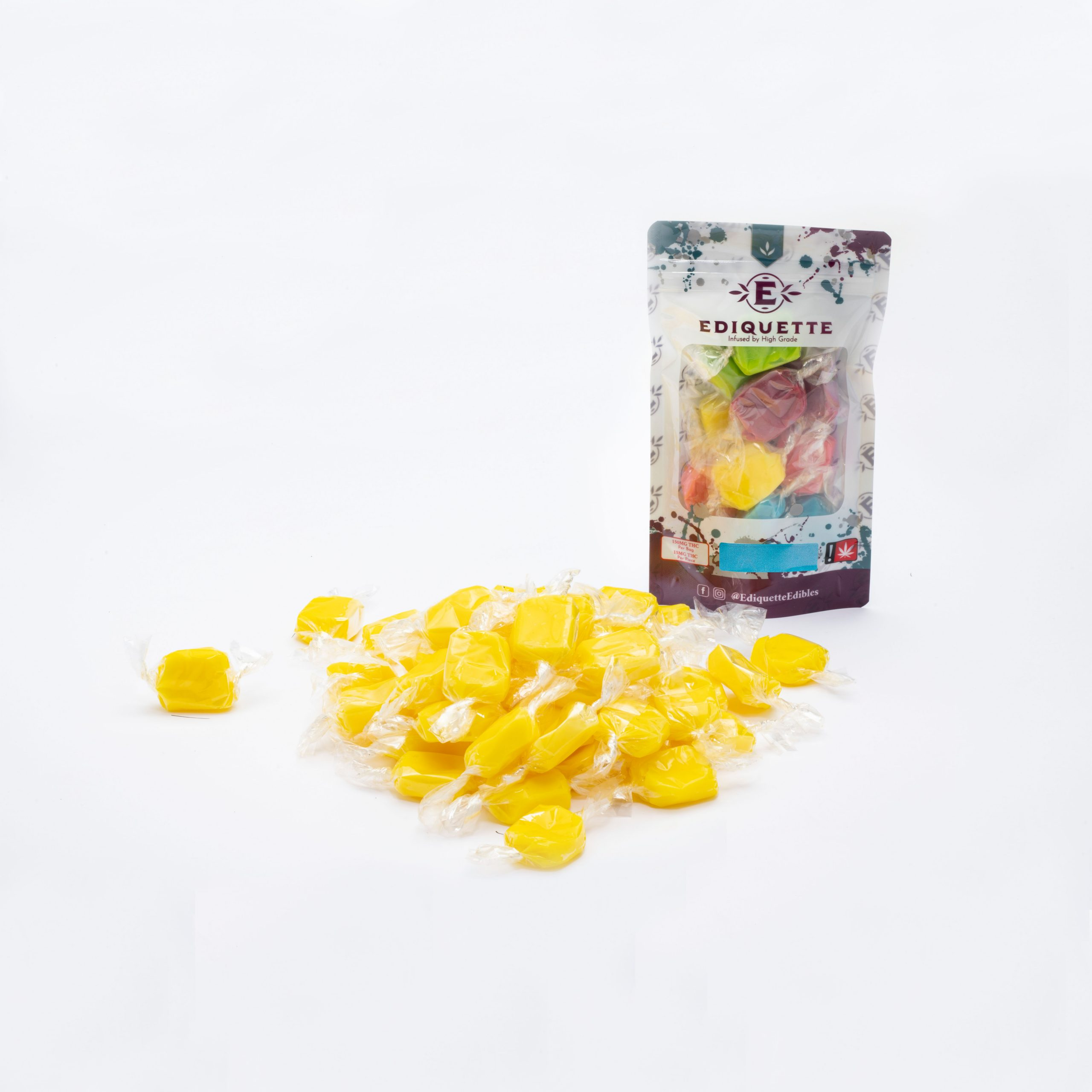 Pineapple Taffy